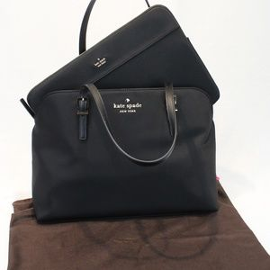 Kate Spade Marybeth Tote and Laptop Case NWT
